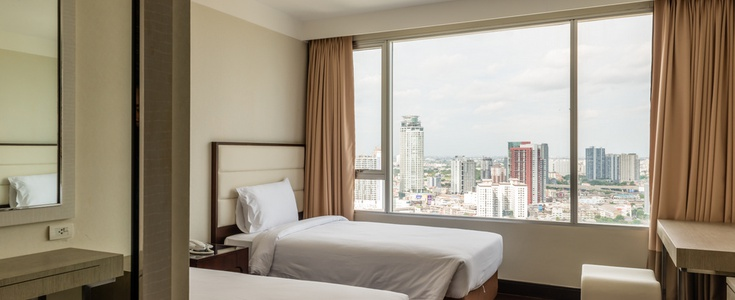 FAMILY SUITES 2 BEDROOM Jasmine 茉莉豪华公寓酒店