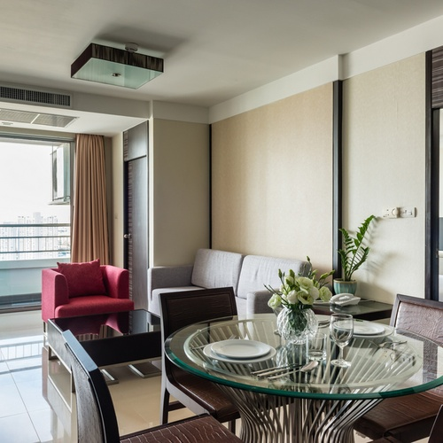 TRIPLE SUITES 2 BEDROOM Jasmine 茉莉豪华公寓酒店